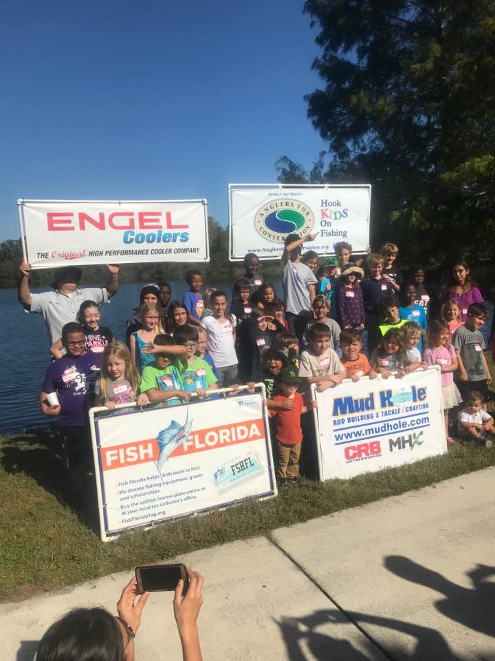 Hook Kids on Fishing Program in Casselberry Anglers for Conservation